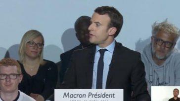 Attaqué, Emmanuel Macron réagit et tape fort sur Marine Le Pen