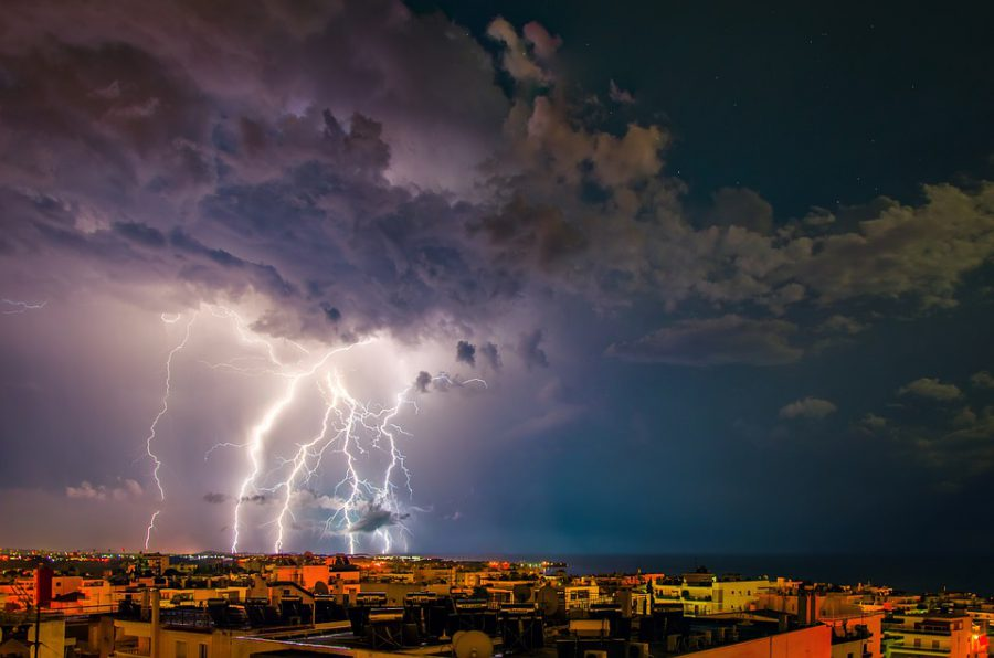 Orages Toulouse