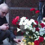 Russie : la douleur après l'attentat à Saint-Pétersbourg