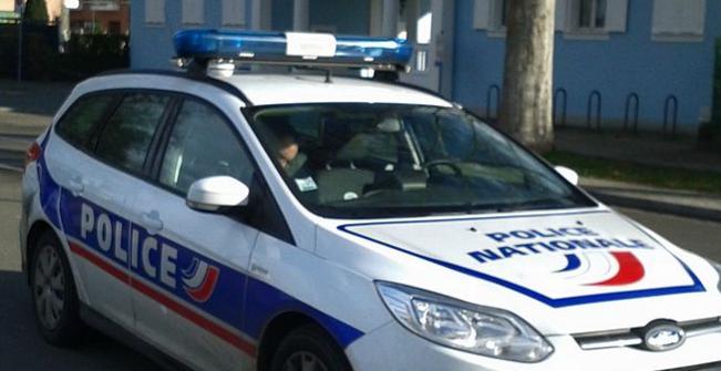 policiers blessés Mirail Toulouse