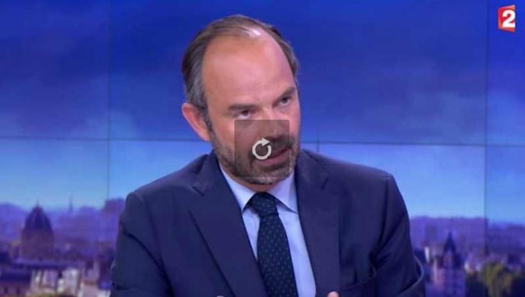 Édouard Philippe maintient sa confiance à Richard Ferrand