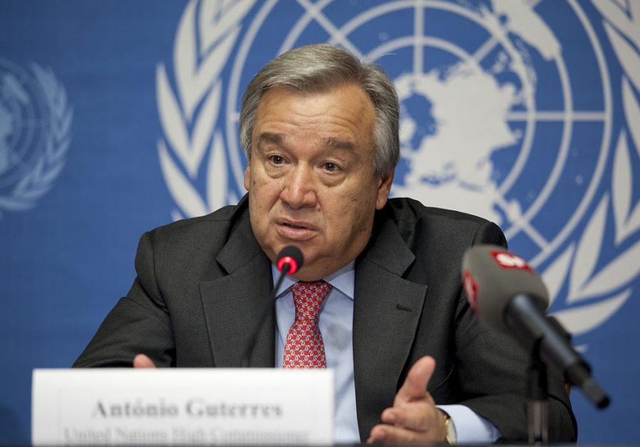 à Strasbourg, Antonio Guterres demande à l'Europe de s'engager pour la Paix
