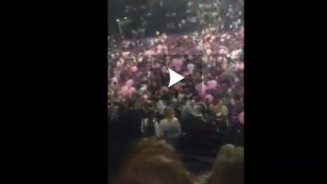Attentat de Manchester, les Images du concert d'Ariana Grande