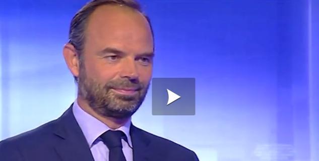 Ce qu'Édouard Philippe a dit d'Emmanuel Macron dans le passé Vidéo