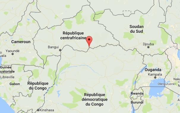 Centrafrique. attaque contre des civils dans la région de Bangassou