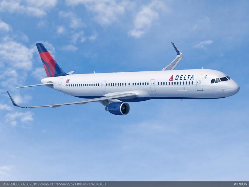 Delta Airlines commande 30 avions Airbus pour un prix estimé à 3,8 milliards