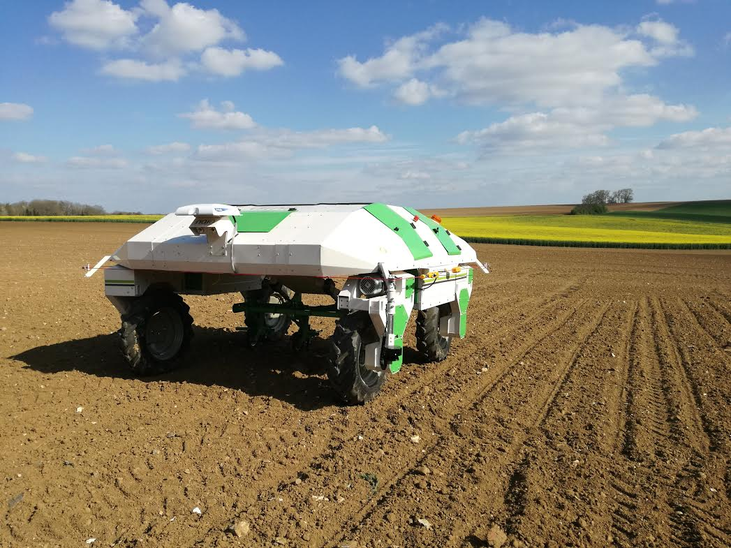 Dino, la pépite technologique toulousaine arrive sur le marché agricole