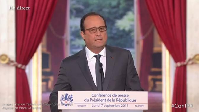 François Hollande dans le Tarn et Garonne ce vendredi