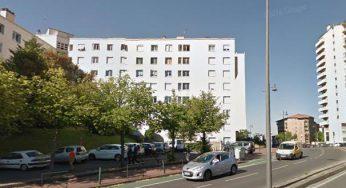 Incendie d'un immeuble quartier Jolimont à Toulouse