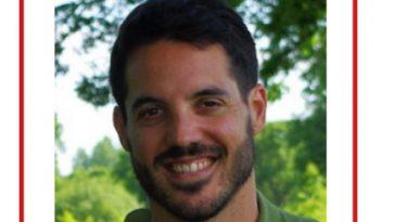 Julian Menendez, candidat du Parti Ouvrier sur la 4e circonscription de Haute Garonne