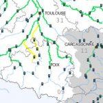 Risques de crues en Ariège et Haute Garonne