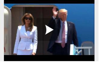 Trump est arrivé sur le terrain du conflit israélo-palestinien