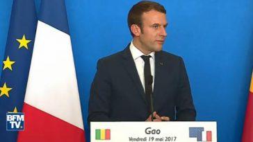 attentat de Manchester. Macron dit son effroi et sa consternation