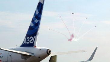 Airbus annonce la vente de 87 nouveaux avions ce vendredi
