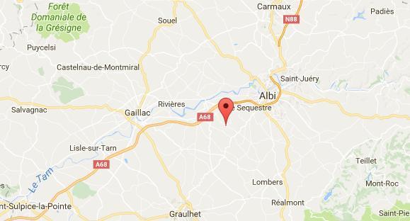 Albi. un motard tué après une collision avec un rapace