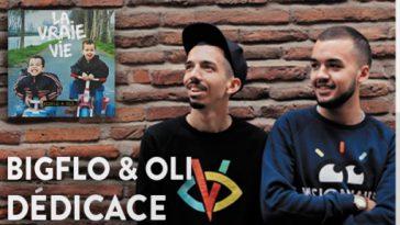 Big Flo et Oli en dédicace à Toulouse