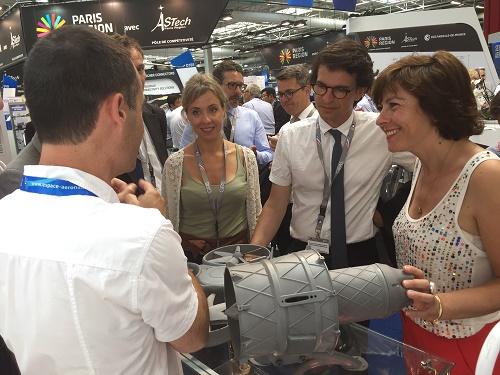 Delga annonce une somme de 200 millions pour les sous traitants aéronautiques