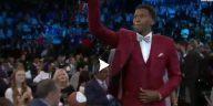 Frank Ntilikina devient le Français le mieux drafté en NBA