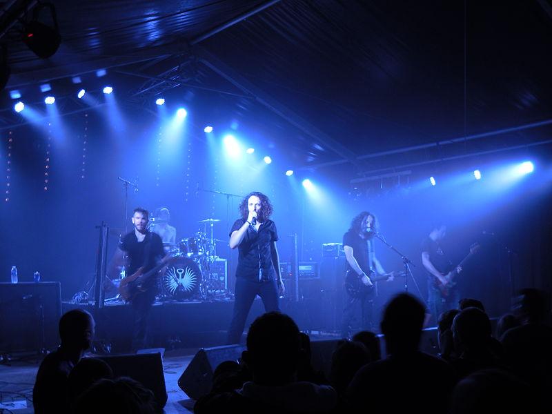 Les toulousains de Sidilarsen en concert au Hellfest vendredi