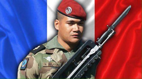 Pamiers rend hommage au para mort au Mali