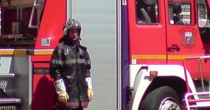 Un blessé grave dans un incendie à Toulouse quartier Roseraie