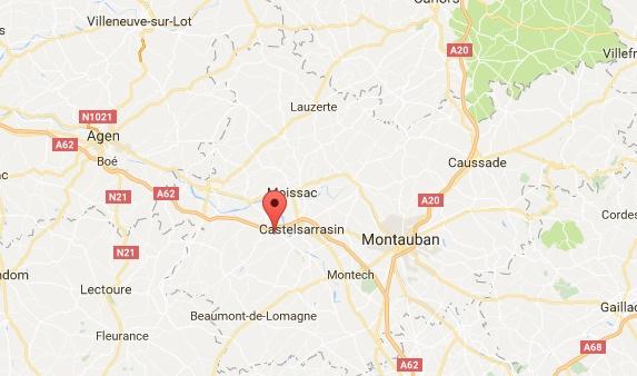 Un mort et un blessé grave dans un accident de la route à Castelmayran Tarn et Garonne