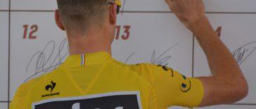 Froome gagne son 4e tour de France