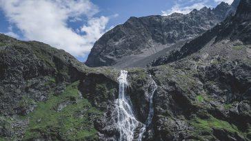 Luchon. chute mortelle en montagne