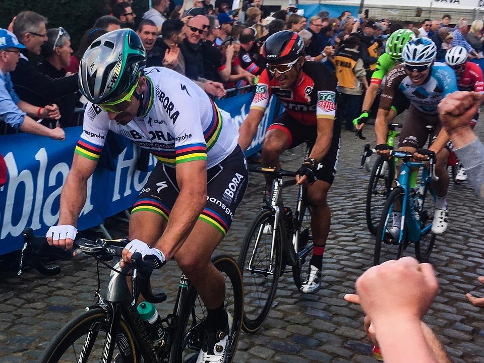 Peter Sagan gagne la 3e étape du Tour de France à Longwy, Calmejane s'est montré