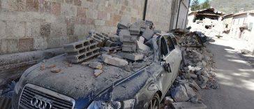 Un puissant tremblement de terre en Grèce et Turquie