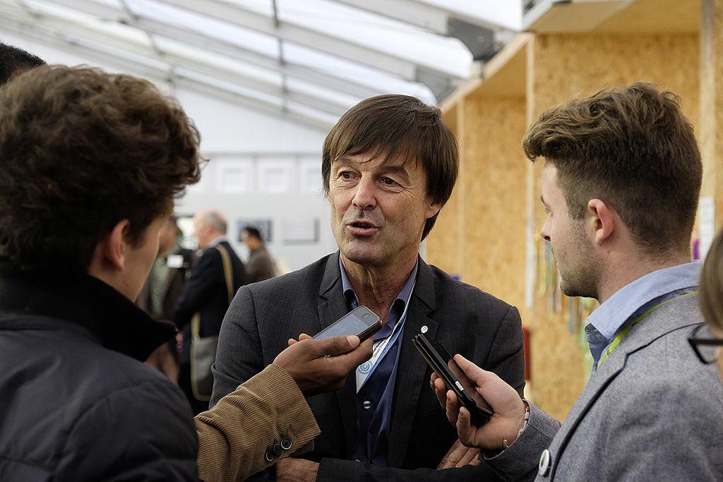 Nicolas Hulot se prononce contre la LGV entre Bordeaux et Toulouse