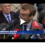 """à Toulouse. Macron en rajoute sur """"les fainéants"""""""