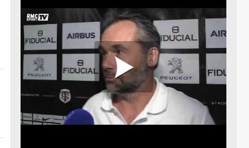 """Après la victoire difficile sur Pau, Hugo Mola fait part de """"regrets et satisfactions"""""""
