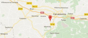Carcassonne. mystère après la découverte d'un corps carbonisé à Roullens