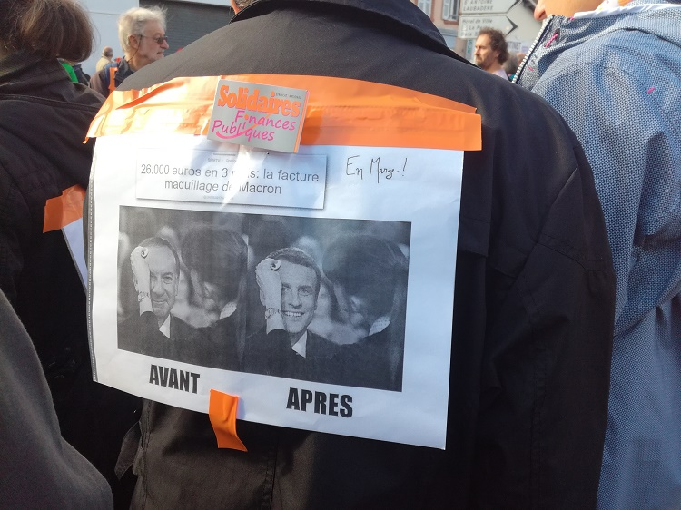 Forte mobilisation à Toulouse pour la 2e manif contre la réforme du droit du travail