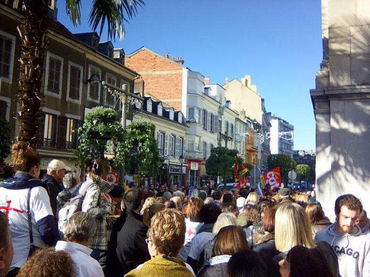 La manifestation contre la politique de Macron programmée à 14h30 à Toulouse