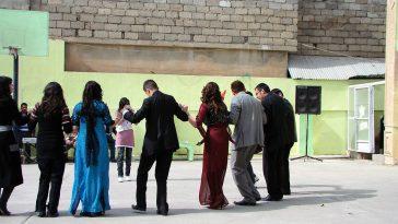 Le Kurdistan irakien. référendum d'autodétermination