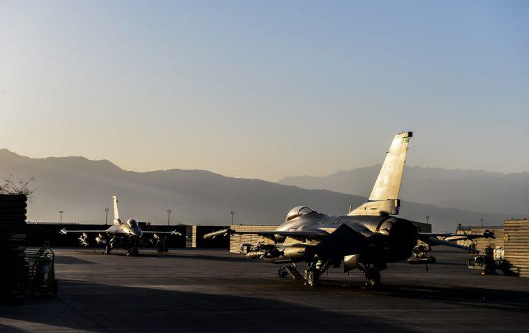 Exercices aériens américains au-dessus de la péninsule coréenne