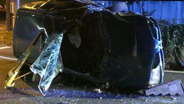 Toulouse. 2 blessés graves dans un accident de la route causé par la fatigue