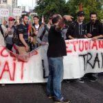 Toulouse. entre 8000 et 16000 manifestants contre la réforme Macron Philippe
