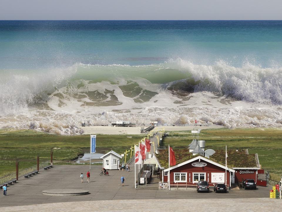 Tremblement de terre de 8,4 au Mexique, risque de tsunami