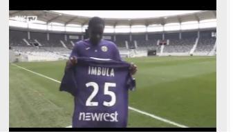 au Toulouse FC, Imbula veut retrouver du plaisir de jouer au football