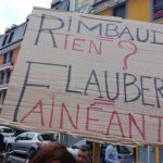 manif 12 septembre 2017 TArbes faineants