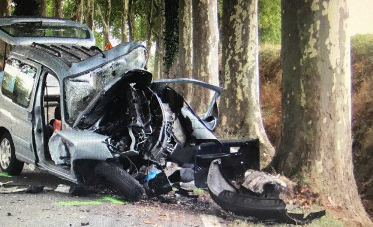 un mort dans un accident de la route à Vieillevigne à l'est de Toulouse