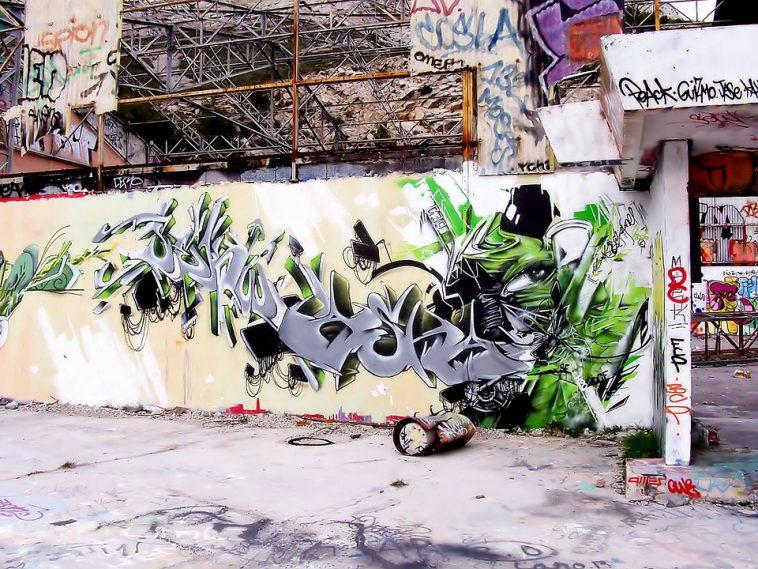 Beau succès à Toulouse pour l'édition 2017 de Mister Freeze, expo de street art