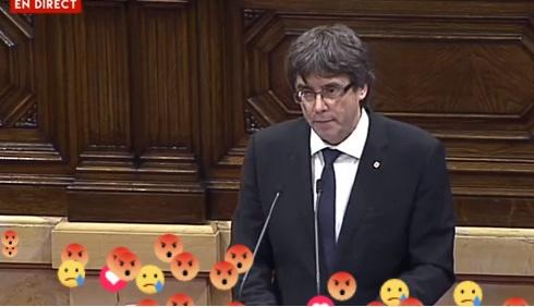 Catalogne L'objectif de Puigdemont Reculer pour mieux sauter