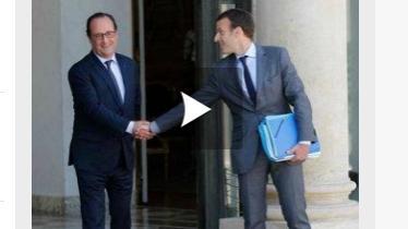 Critiqué par Emmanuel Macron, François Hollande réplique