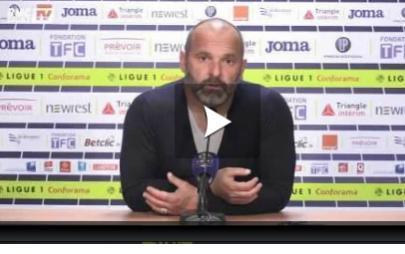 Foot. Dupraz optimiste pour le Toulouse Football Club (vidéo)