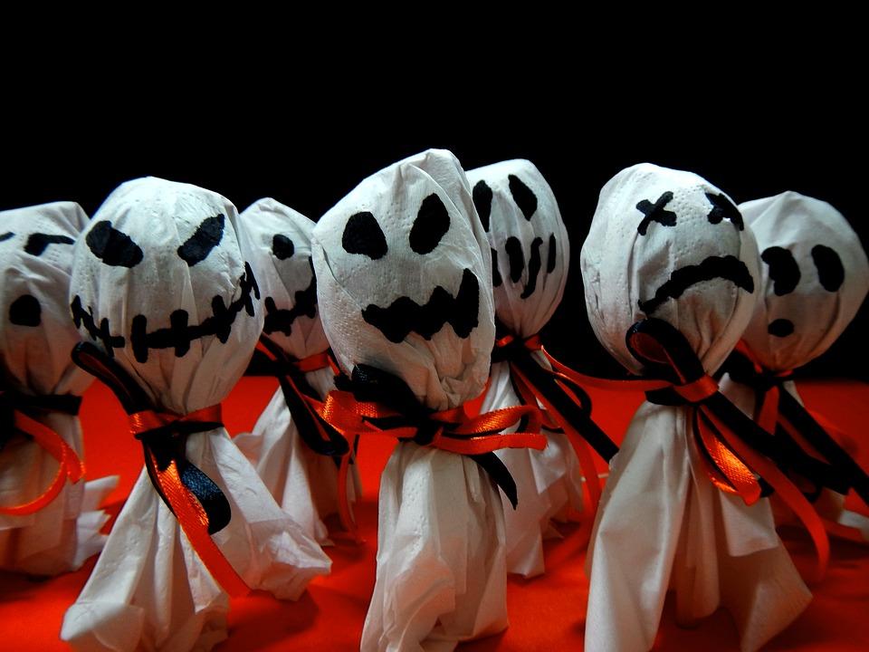 Halloween, citrouilles et sorcières