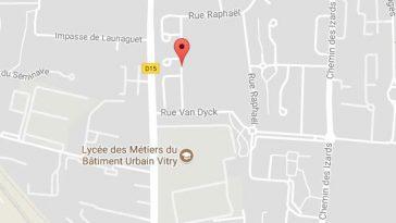 Incendie rue Raphaël à Toulouse, le quartier est bouclé
